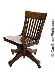 Una silla antigüa