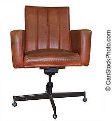 Una silla de computadora
