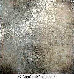 Una textura de fondo gris abstracta