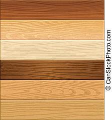 Una textura de madera sin fondo.