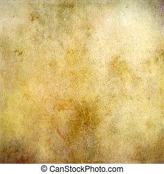 Una textura de papel de color marrón