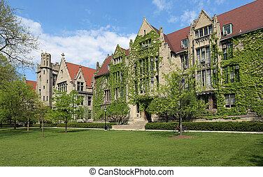 Una universidad atractiva