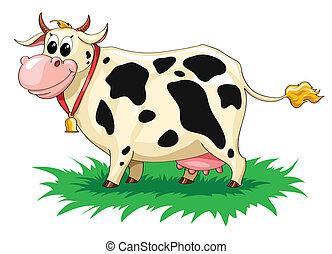 Una vaca rara
