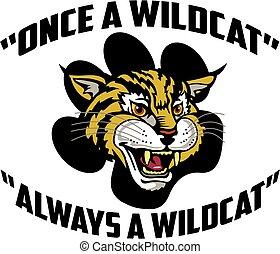 una vez, wildcat