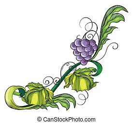 Una viña
