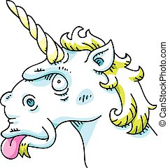 Unicornio tonto
