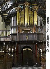 Universidad de Cambridge, la capilla de la universidad