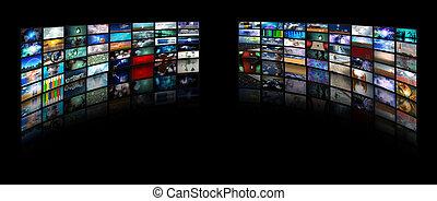 vídeo, exhibiciones
