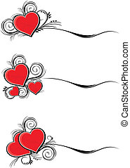 Valentines bordea