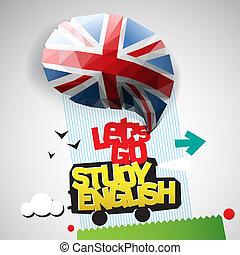 Vamos a estudiar inglés