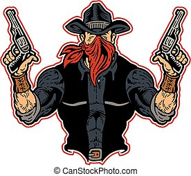 Vaquero bandido