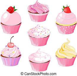 vario, cupcake