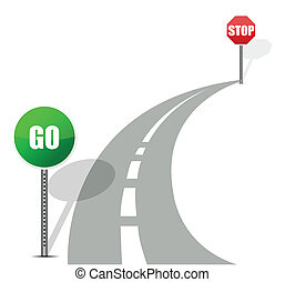 Ve a parar la carretera