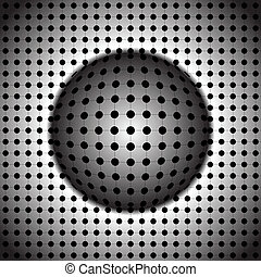 vector, óptico, arte