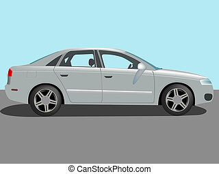 Vector automovilístico