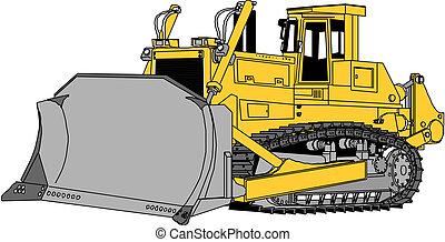 Vector Bulldozer