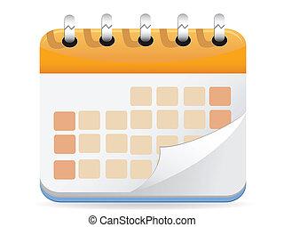 Vector de Calendar