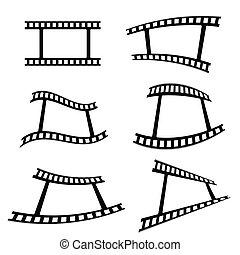 Vector de cine