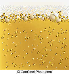 Vector de fondo de cerveza