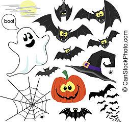 Vector de Halloween