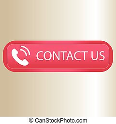 Vector de icono de contacto