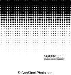 vector de patrón medio