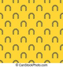 Vector de patrones de arco