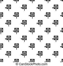 Vector de patrones de Dardos