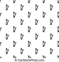 Vector de patrones de Harp