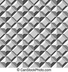 Vector de patrones de metal