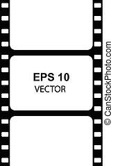 Vector de películas