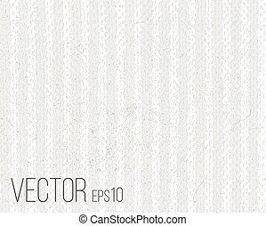 Vector de textura de papel sin costura, patrón de fibra natural