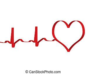Vector del concepto del corazón