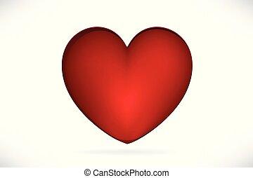 vector del logo del corazón