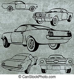 Vector deportivo
