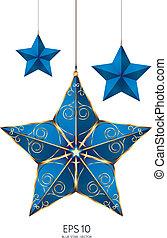 Vector estrella