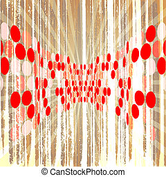 Vector grunge antecedentes abstractos. Eps10 ilustraciones