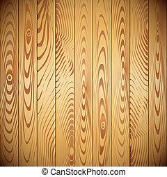 vector, madera, tablones, plano de fondo