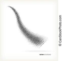 Vector media ola