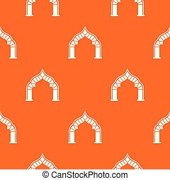 vector naranja