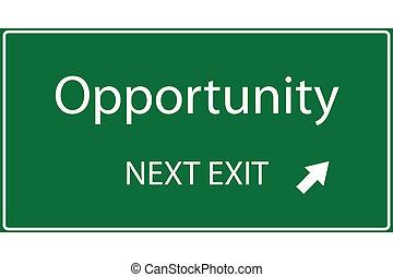 vector, oportunidad