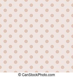 Vector pastel lunar puntos de fondo