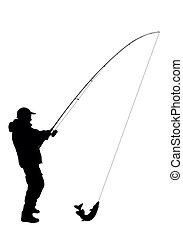 Vector, pesca