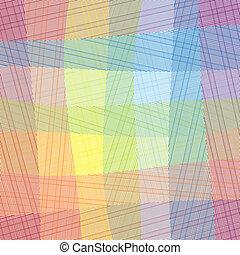 Vector textil