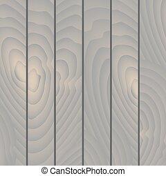 vector, -, textura, madera