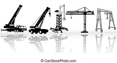 Vectores de construcción