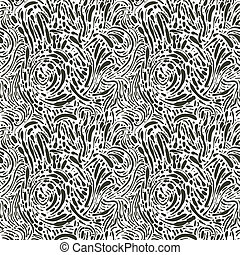 Vectores de fondo abstracto con puntos