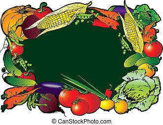 Vegetales.