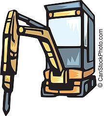 Vehículos de construcción