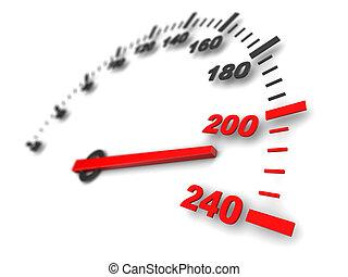 velocidad, metro